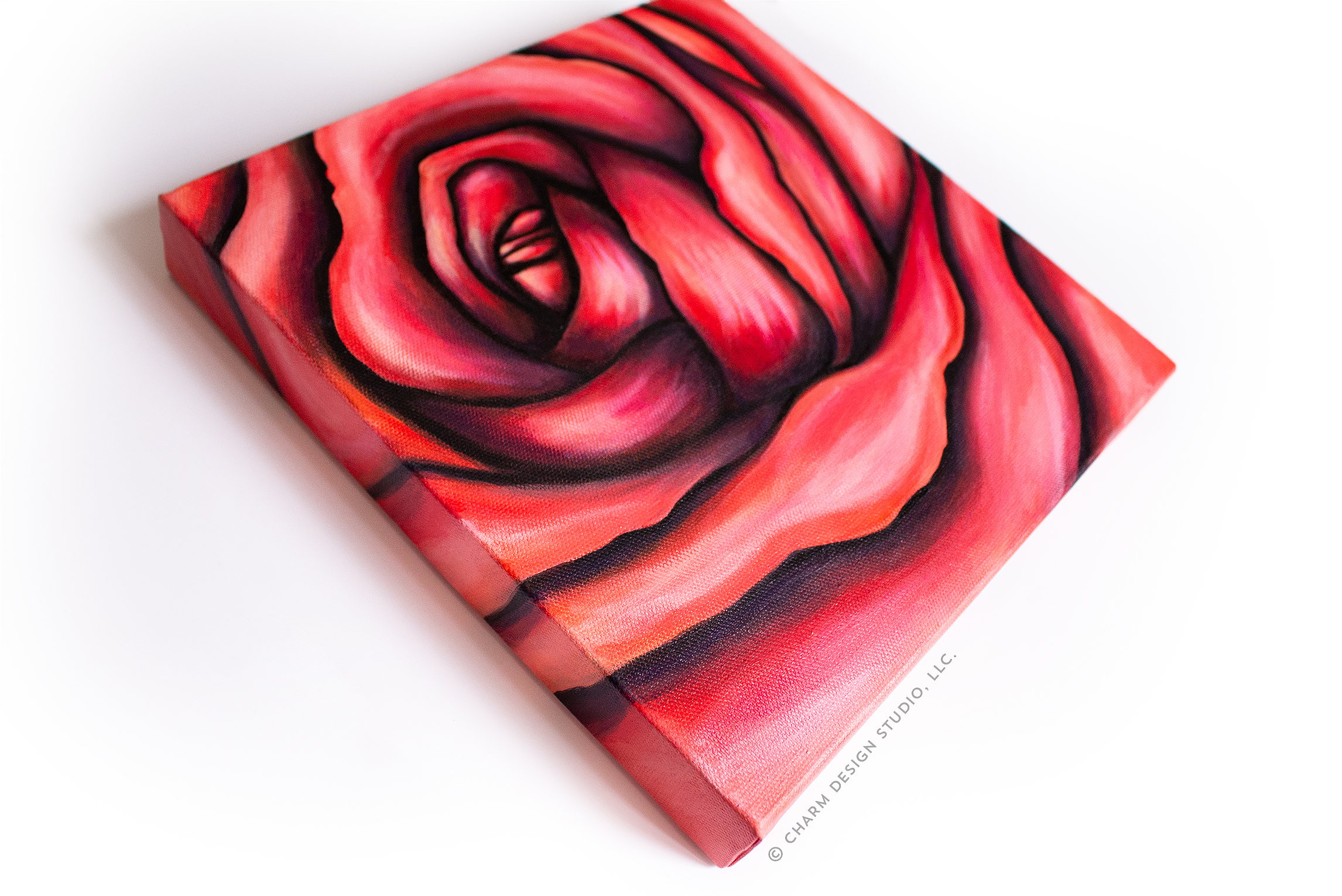 Charm Design Studio / Botanicals and Beauty - Rose detail image