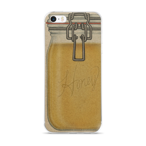 Honey – iPhone case