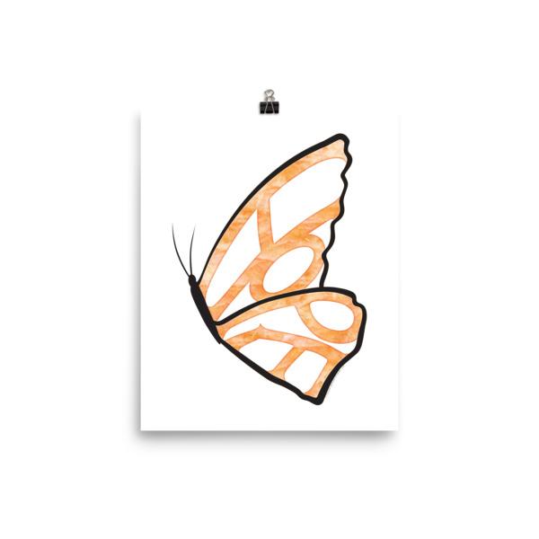 Hope Needs Wings – Art print