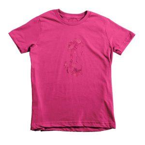 Roller Girl – Short sleeve kids t-shirt