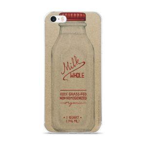 Whole Milk – iPhone case