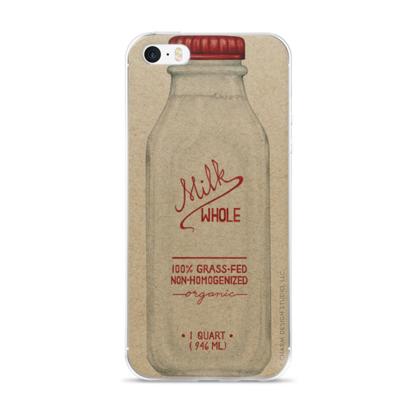 Whole Milk – iPhone case