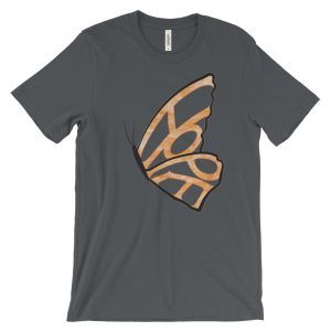Hope Needs Wings – Unisex short sleeve t-shirt