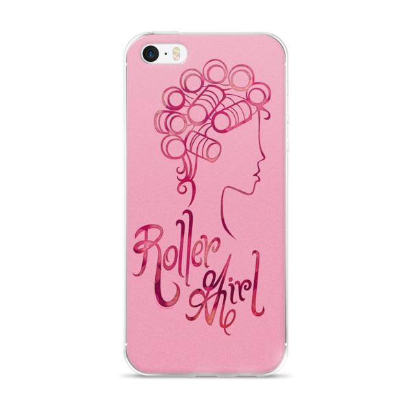 Roller Girl – iPhone case