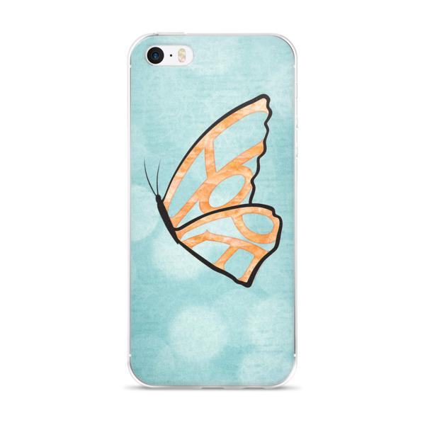 Hope Needs Wings – iPhone case